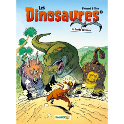 Dinosaures en BD (Les) - Tome 1 - Tome 1