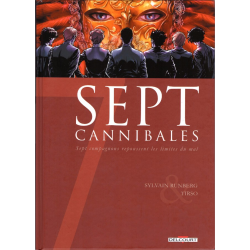 Sept - Tome 19 - Sept cannibales