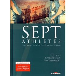 Sept - Tome 20 - Sept athlètes
