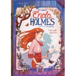 Enquêtes d'Enola Holmes (Les) - Tome 1 - La double disparition