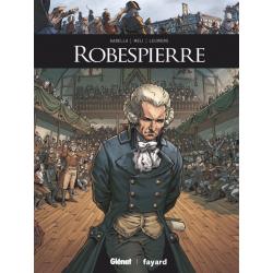 Ils ont fait l'Histoire - Tome 21 - Robespierre