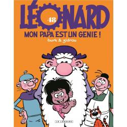 Léonard - Tome 48 - Mon papa est un génie !