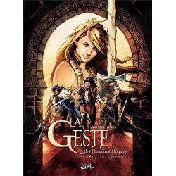 Geste des Chevaliers Dragons (La) - Tome 24 - Les Nuits d'Haxinandrie