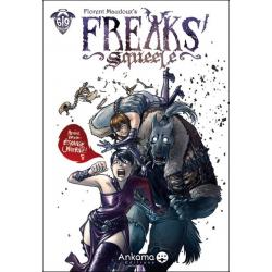 Freaks' Squeele - Tome 1 - Étrange université