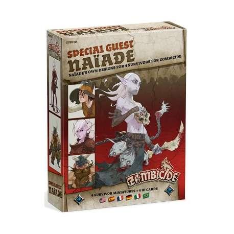 Zombicide Black Plague : Special Guest Naiade