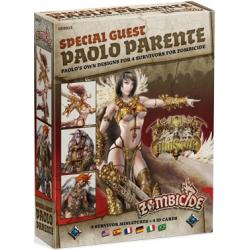 Zombicide Black Plague : Special Guest Paolo Parente