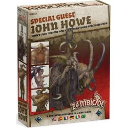 Zombicide Black Plague : Special Guest John Howe