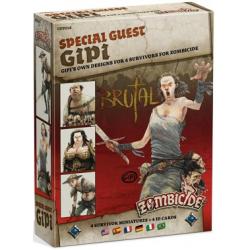 Zombicide Black Plague : Special Guest Gipi