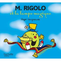 Monsieur Rigolo et le tapis volant