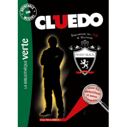 Cluedo - Tome 11 - Bienvenue au club Monsieur Moutarde