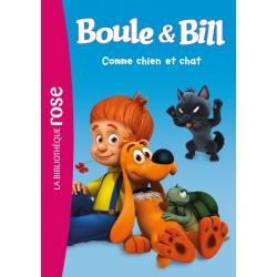 Boule et Bill - Tome 01 - Comme chien et chat
