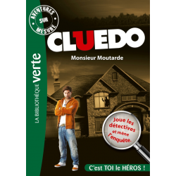 Cluedo - Tome 01 - Monsieur Moutarde