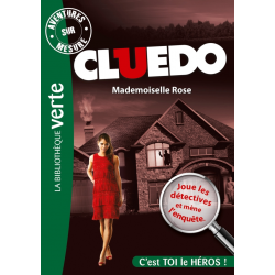 Cluedo - Tome 02 - Mademoiselle Rose