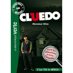 Cluedo - Tome 03 - Monsieur Olive