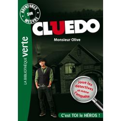Cluedo - Tome 03 - Monsieur Olive