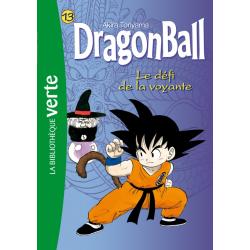 Dragon Ball - Tome 13 - Le défi de la voyante