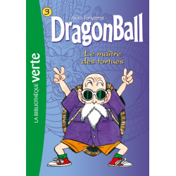 Dragon Ball - Tome 03 - Le maître des tortues