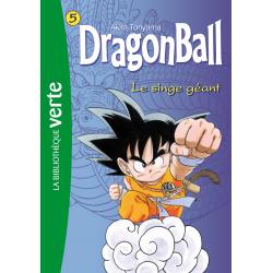Dragon Ball - Tome 05 - Le singe géant