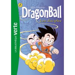 Dragon Ball - Tome 06 - Les disciples