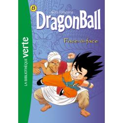 Dragon Ball - Tome 08 - Face à face