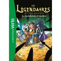 Les Légendaires - Tome 09 - La malédiction d'Anathos