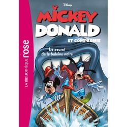 Mickey, Donald et Compagnie - Tome 08 - Le secret de la baleine noire