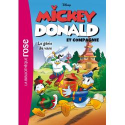 Mickey, Donald et Compagnie - Tome 05 - Le génie du vase