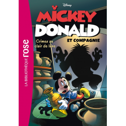 Mickey, Donald et Compagnie - Tome 01 - Crimes au clair de lune