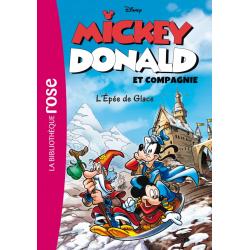 Mickey, Donald et Compagnie - Tome 04 - L'épée de glace
