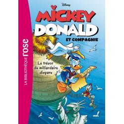 Mickey, Donald et Compagnie - Tome 02 - Le trésor du millardiaire disparu