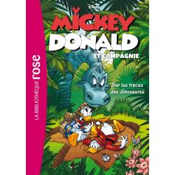 Mickey, Donald et Compagnie - Tome 03 - Sur les traces des dinosaures