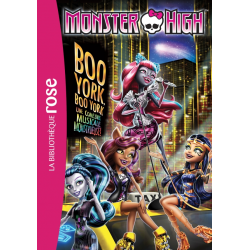 Monster High - Tome 08 - BOO YORK BOO YORK