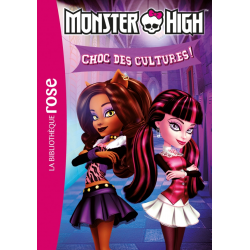 Monster High - Tome 12 - Choc des cultures !