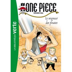 One Piece - Tome 01 - Le seigneur des pirates