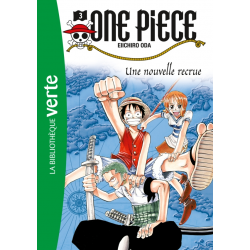 One Piece - Tome 03 - Une nouvelle recrue