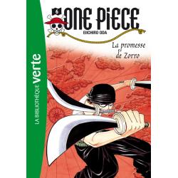 One Piece - Tome 06 - La promesse de Zorro