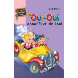 Oui-Oui - Oui-Oui chauffeur de taxi