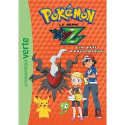 Pokémon - Tome 30 - Une nuit mouvementée