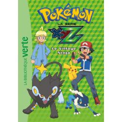 Pokémon - Tome 31 - Le Village Ninja