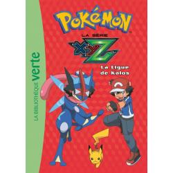 Pokémon - Tome 35 - La Ligue de Kalos
