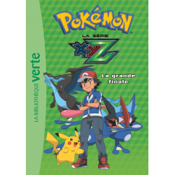Pokémon - Tome 36 - La grande finale