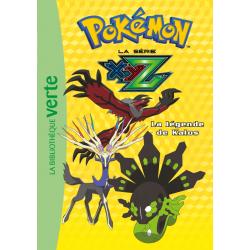 Pokémon - Tome 37 - La légende de Kalos