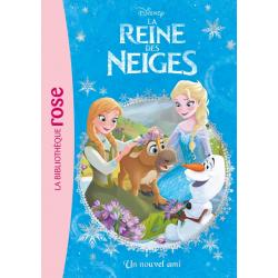 La Reine des Neiges - Tome 01 - Un nouvel ami