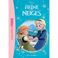 La Reine des Neiges - Tome 07 - Jeux d'enfants