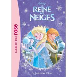 La Reine des Neiges - Tome 02 - Le festival de l'hiver