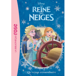 La Reine des Neiges - Tome 04 - Un voyage extraordinaire
