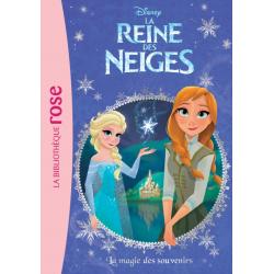 La Reine des Neiges - Tome 09 - La magie des souvenirs