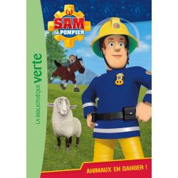 Sam le pompier - Tome 01 - Animaux en danger !