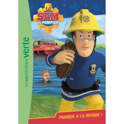 Sam le pompier - Tome 02 - Panique à la rivière !