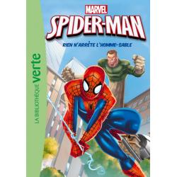Spider-Man - Tome 02 - Rien n'arrête l'Homme-Sable